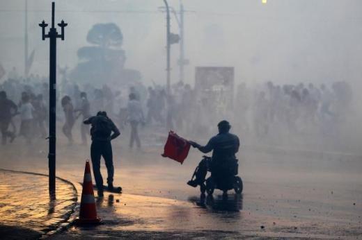 """""""Gezi patlaması, 'artık yeter' çığlığıdır"""""""