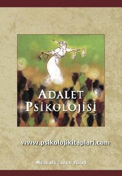 Adalet Psikolojisi'nin 8. baskısı yapıldı