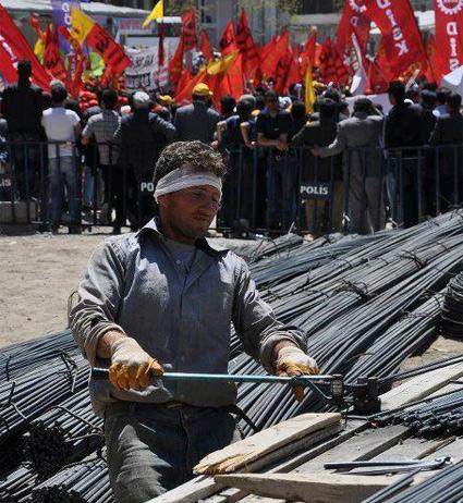 Sendikalı İşçi sayısındaTürkiye sınıfta kaldı