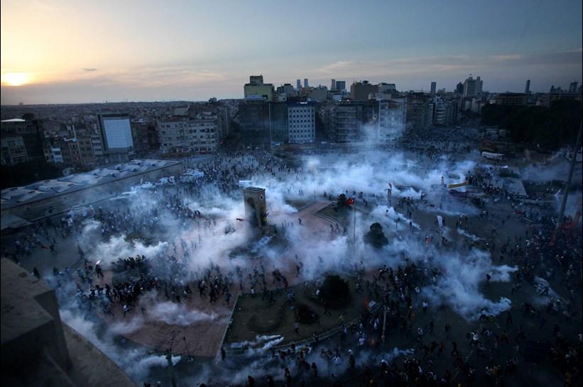 Gezi Parký eylemleri