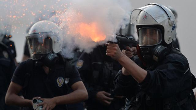 Gezi'de 5.500 kişi yargılandı