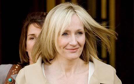 J. K. Rowling polisiye yazarsa