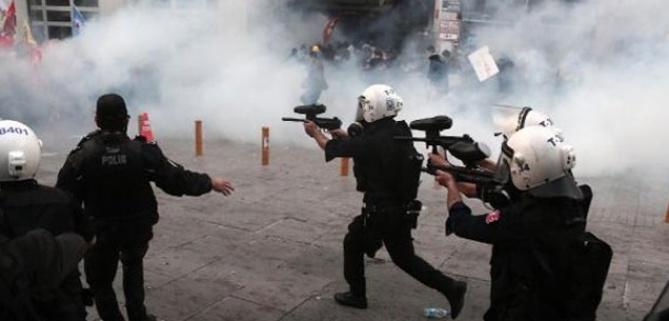AİHM'den Türkiye'ye biber gazı cezası