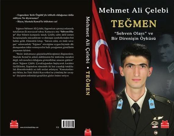 'Mustafa Kemal'in askeri olmak' apoletli omuz değil, 'aslan yürek' gerektirir