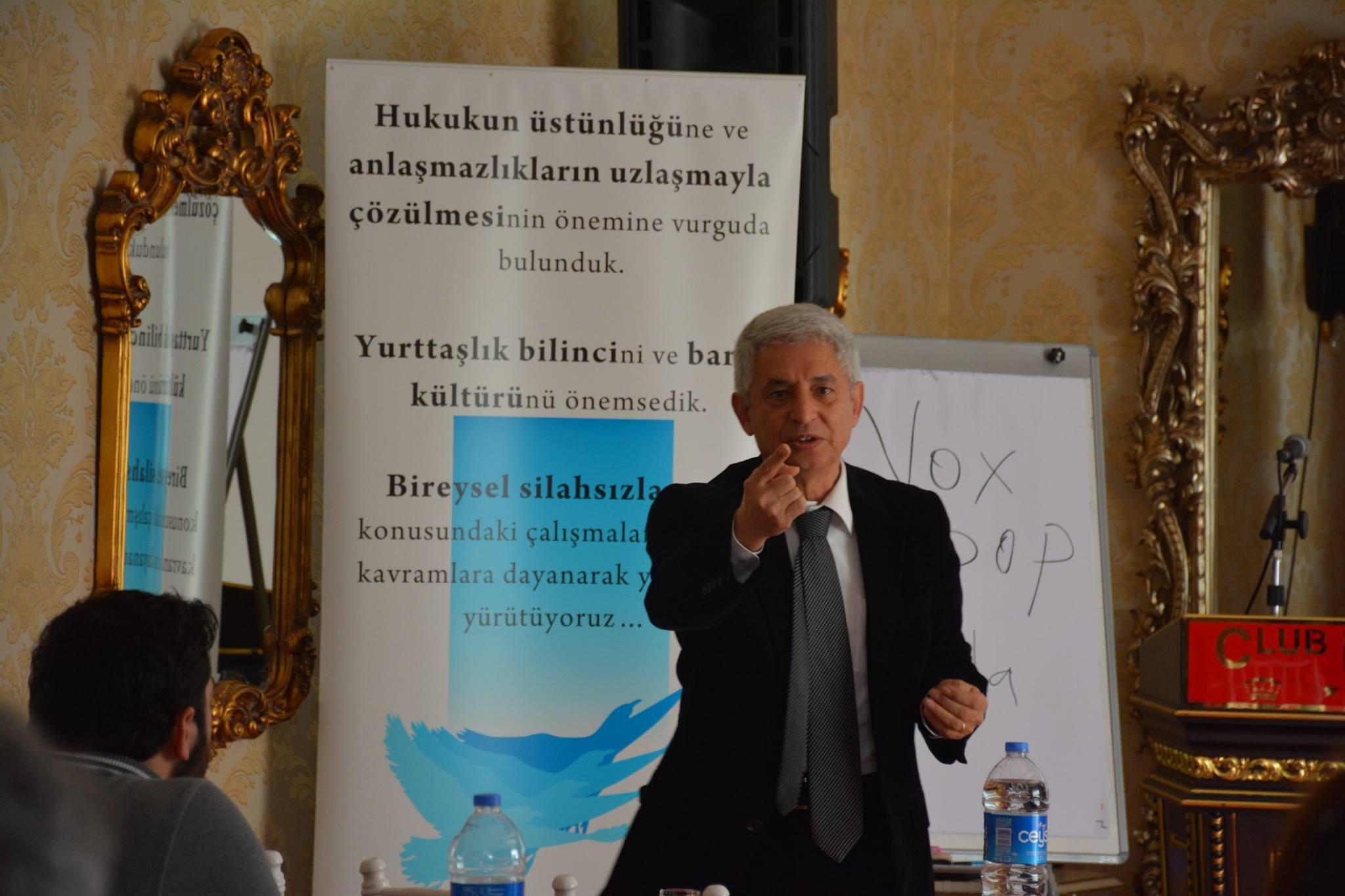 Röportaj Atölyesi'nin ikinci durağı Antalya oldu
