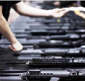 İzmir-Konya arası yasadışı silah ticareti