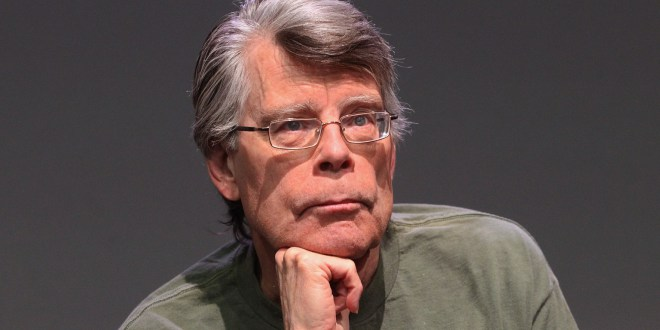 Stephen King'den silahlanma feryadı