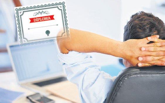 Devletteki 1000 Bürokratın Diploması Sahte Çıktı