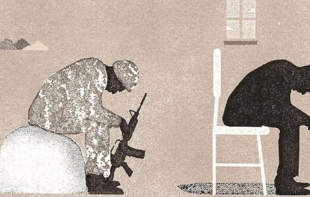 Savaşa katılan Amerikan askerleri intihar ediyor