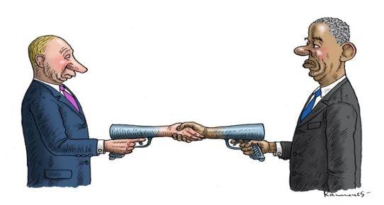 Savaşlarla geçinen ülke Amerika