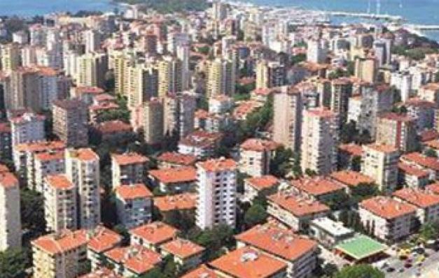 Türkiye ev fiyatının en hızlı arttığı 7'nci ülke