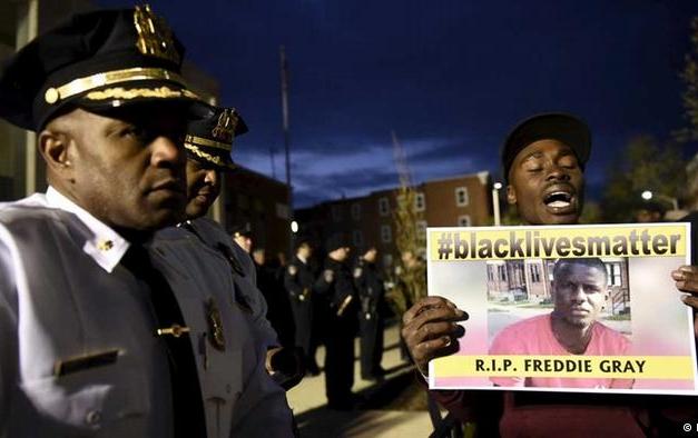 ABD'de yılbaşından itibaren 71 siyahi polis şiddetinin kurbanı oldu