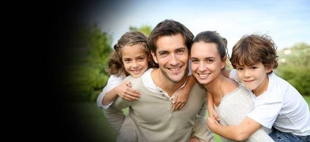 Mutluluk aileden geçen bir miras