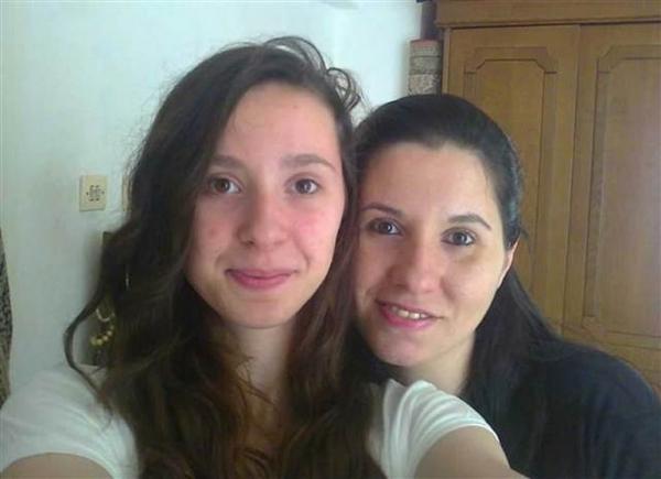 17 yaşındaki Sinem 2 gün önce annesiyle selfi yapmıştı