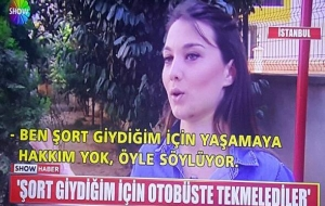 Ali Ayşe'ye tekme atma!