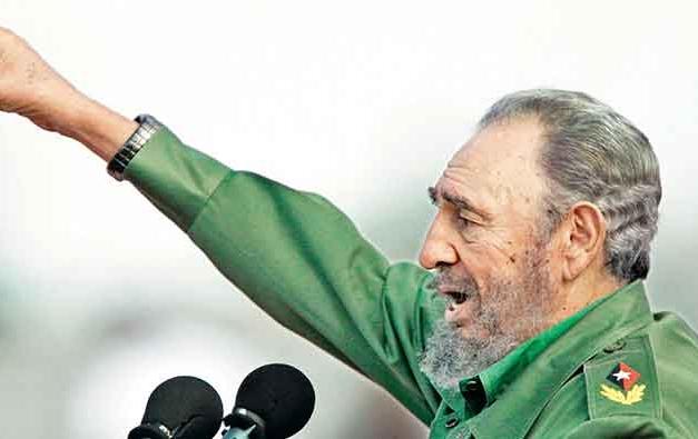 Castro Gibi Fidel