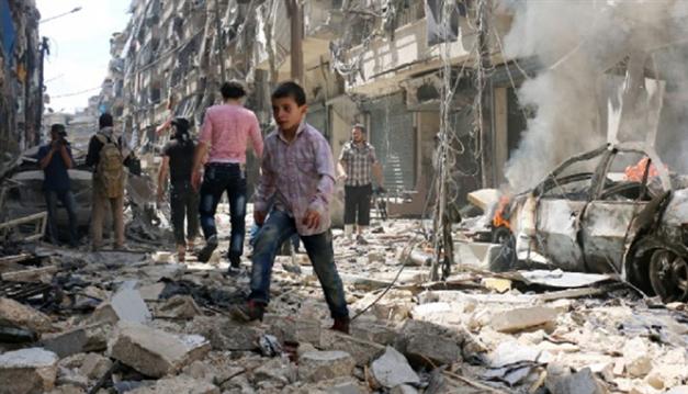 BM'den ürkütücü Halep raporu