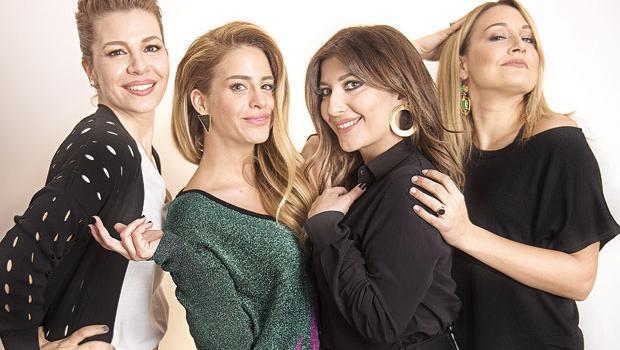 4 kadın ve 1 komik film