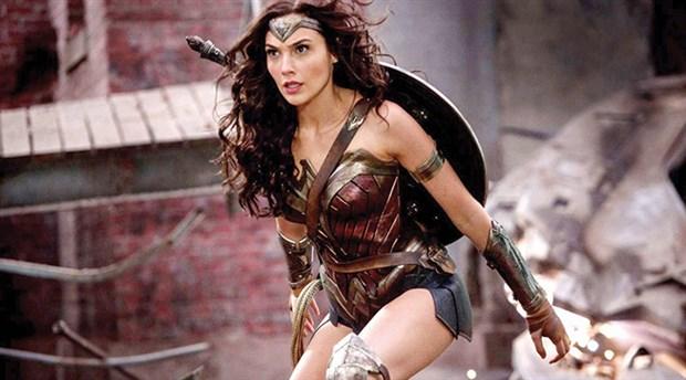Yeni bir süper kahraman: Wonder Women