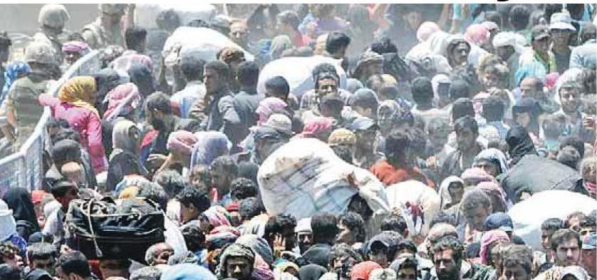 'Suriyeli mültecilerin yüzde 82'si evlerine dönmek istiyor'