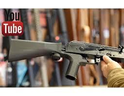 YouTube silah videolarına kısıtlama getiriyor