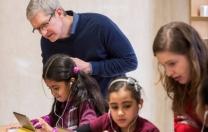 Apple'ın patronu sosyal medyayı tehlikeli buluyor