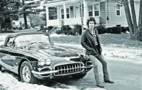 Bruce Springsteen'in hayatı roman