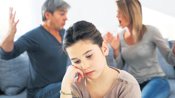 Boşanmış Eşler Çocuğu Düşünmeli