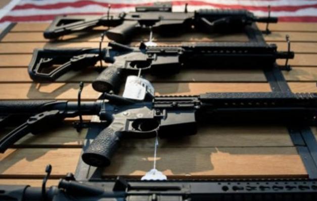 ABD her gün 317 kişi silahla vuruluyor