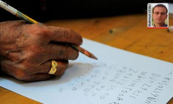 10 kadından biri okuma – yazma bilmiyor