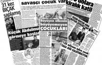 'Türkiye Yazılı Basınında Çocukların Temsili' raporu