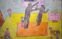 Şiddete tanık olan çocuk hayata eksik başlıyor