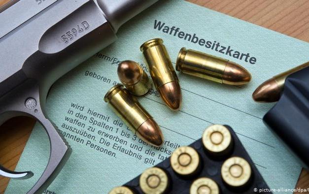 Almanya'da silah yasası sertleşiyor