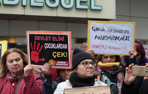 41 günde 178 çocuk istismarı için avukat