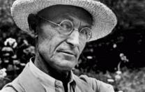 Hermann Hesse'nin doğum sancısı