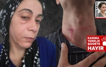 Kadının çığlığı : 'İfadesini alıp bırakıyorlar'