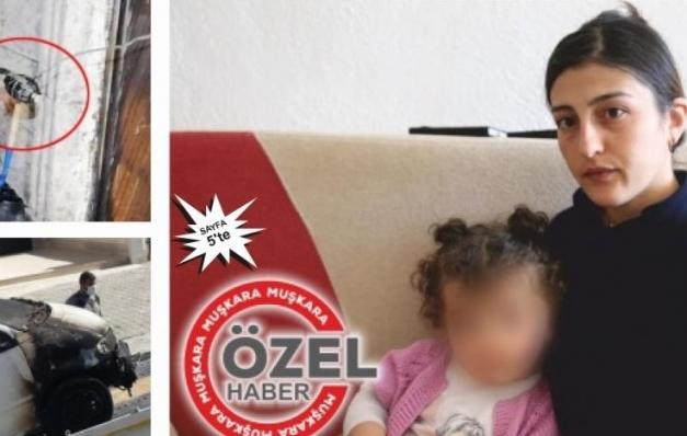 El bombasıyla öldürülmek istenen Hacer Çelik: Hayatı bize zehir etti