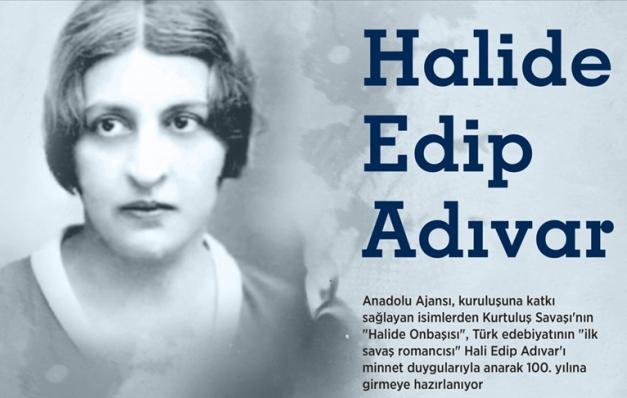 Türk edebiyatının 'ilk savaş romancısı'…