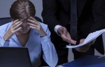 İşyerinde psikolojik taciz intihara sürüklüyor