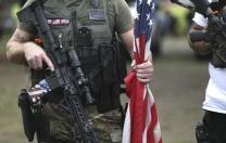 150'den fazla kişi silahlı şiddet kurbanı