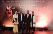 'Mehmet Çavuş Belgeseli'ne Seddülbahir Kalesi'nde muhteşem gala